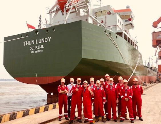 Thun Lundy delivery 7 July 2020 3